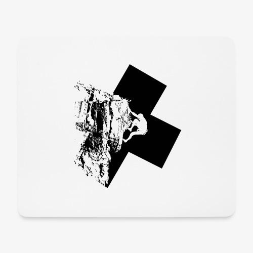 Escalada en roca - Mouse Pad (horizontal)