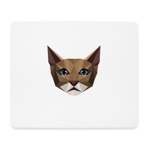 PolyCat - Tapis de souris (format paysage)