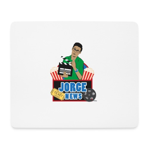 20470 2CJORGE NEWS SHIRT - Mouse Pad (horizontal)