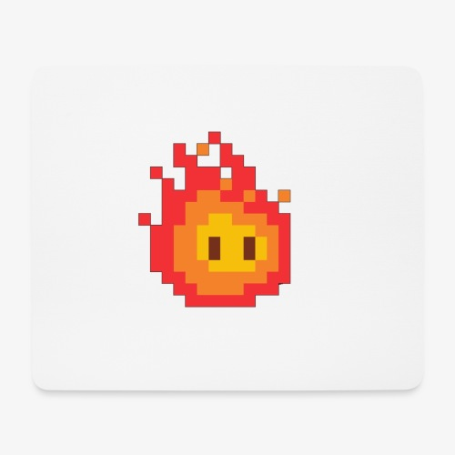 Flame of hope - Mousepad (Querformat)