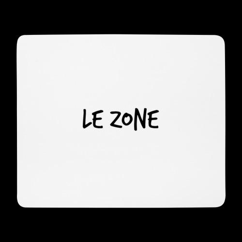 Le Zone Officiel - Mousepad (bredformat)