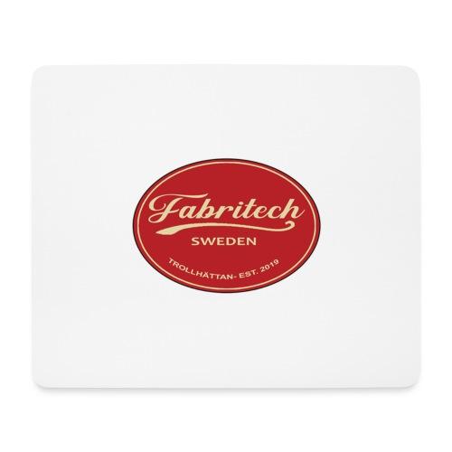 Fabritech single logo - Musmatta (liggande format)