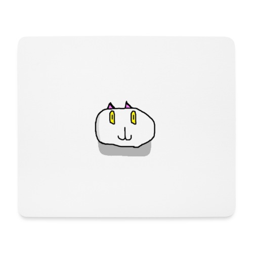 The Fierce Cat Logo - Mouse Pad (horizontal)