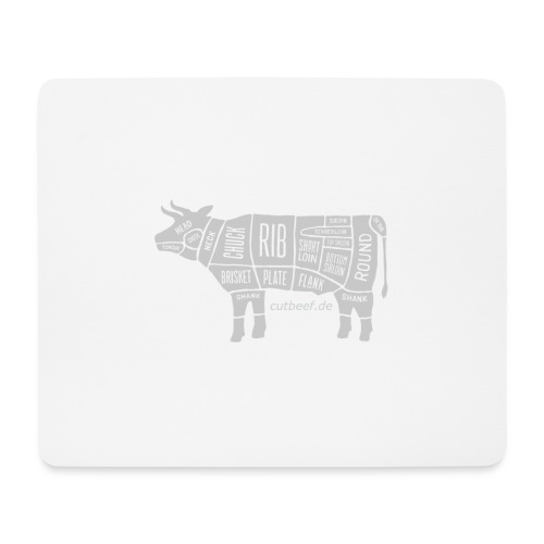 cutbeefw - Mousepad (Querformat)