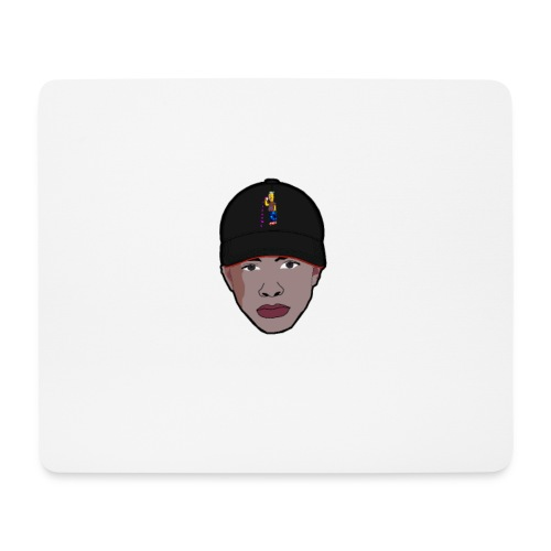 tomaygeeface - Mouse Pad (horizontal)