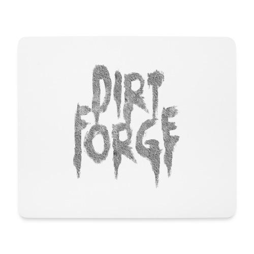 Dirt Forge Gravel t-shirt - Mousepad (bredformat)