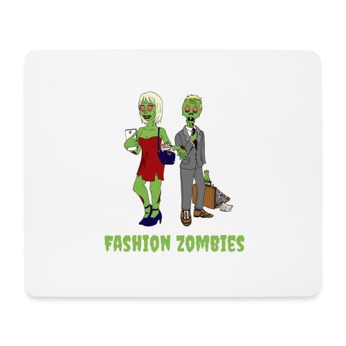 Fashion Zombie - Mouse Pad (horizontal)