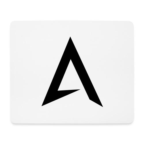 alpharock A logo - Mouse Pad (horizontal)