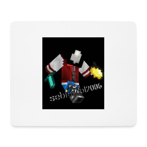 Sebastian yt - Mousepad (bredformat)