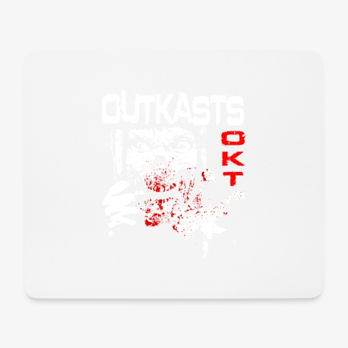 Outkasts Scum OKT Front - Mouse Pad (horizontal)