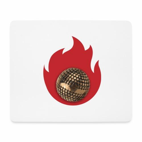 petanque fire - Tapis de souris (format paysage)
