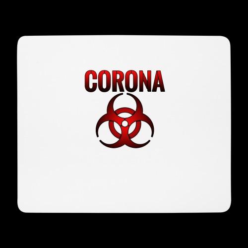Corona Virus CORONA Pandemie - Mousepad (Querformat)