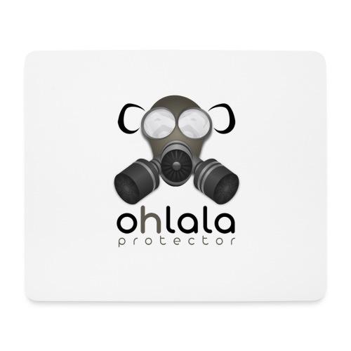 OHLALA PROTECTOR BLK - Tapis de souris (format paysage)