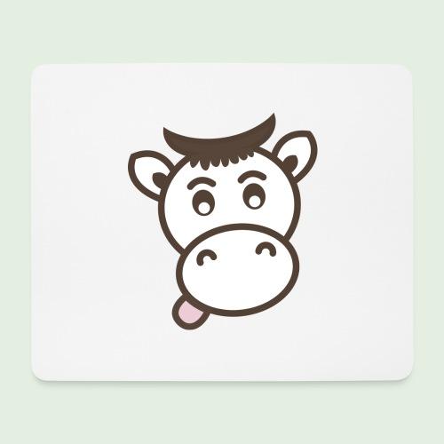 Kuh - Mousepad (Querformat)