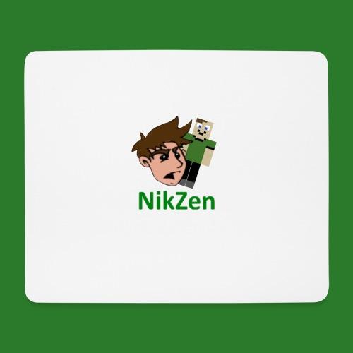 NikZen desegen - Mousepad (bredformat)