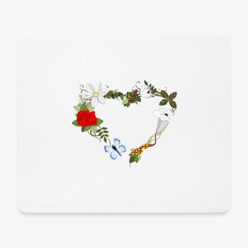Wedding pattern - Tapis de souris (format paysage)