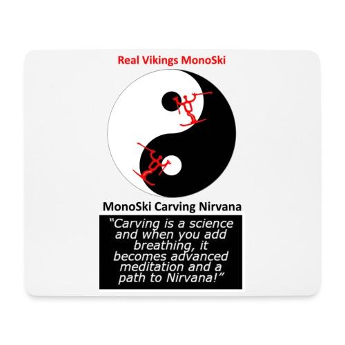 carving is a science - Musmatta (liggande format)