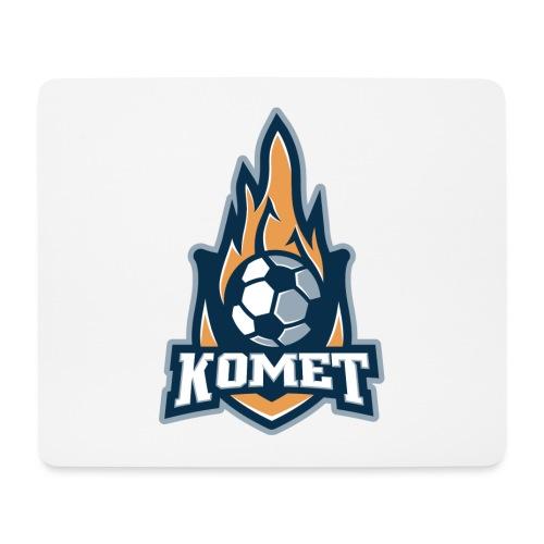 Komet - Mousepad (Querformat)
