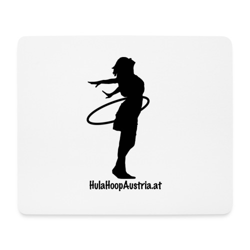 Hoop Dance Girl - Mousepad (Querformat)