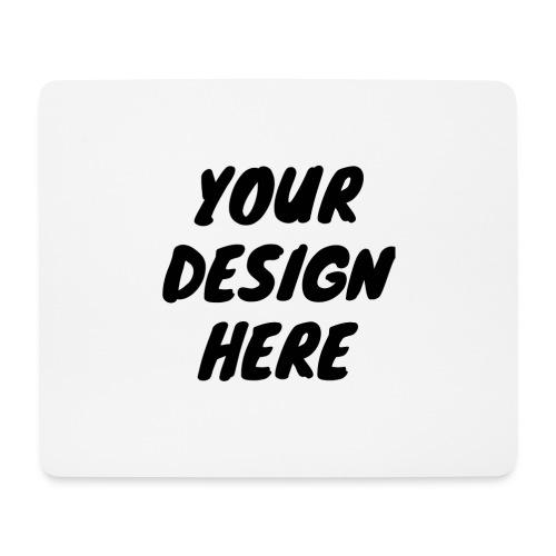 print file front 9 - Mouse Pad (horizontal)