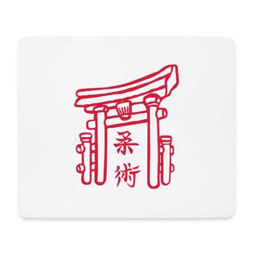 Jiujitsu_Tor - Mousepad (Querformat)