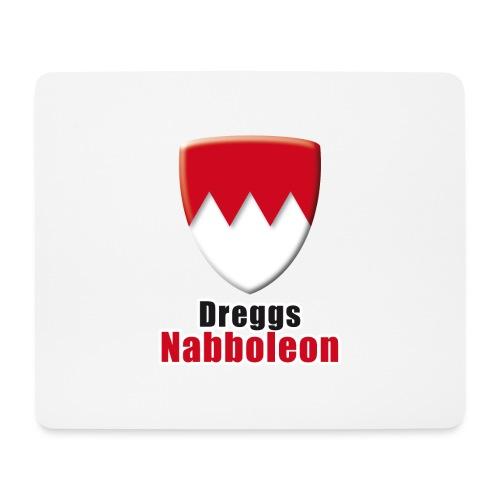 tshirt_franken_dreggsnaboleon_ohne_frank - Mousepad (Querformat)