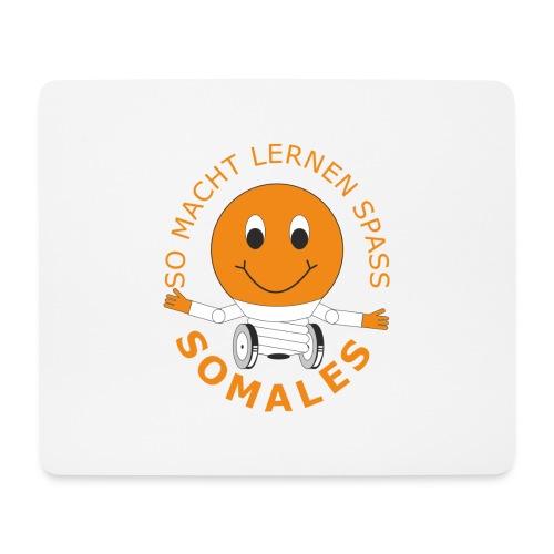SOMALES - SO MACHT LERNEN SPASS - Mousepad (Querformat)