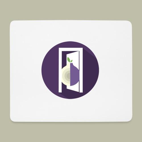 OpenTor logo - Mouse Pad (horizontal)