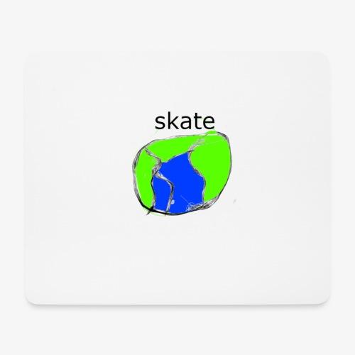 aiga cashier - Mousepad (bredformat)