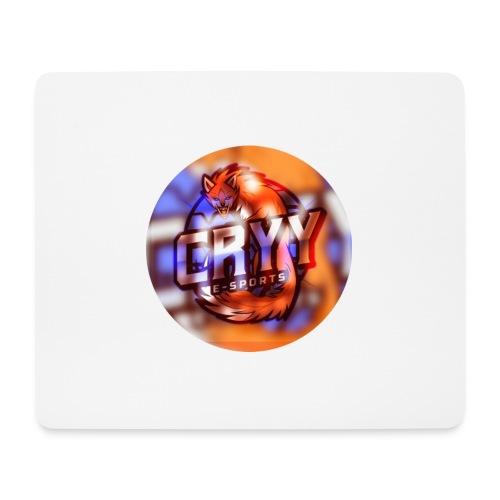 Cryy E-Sports - Mousepad (Querformat)