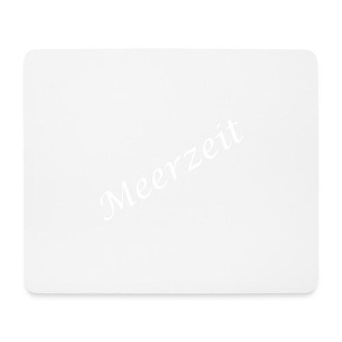 Meerzeit - Mousepad (Querformat)
