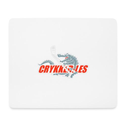 crykkedilescs - Mousepad (bredformat)
