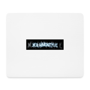 DerHardstyle.ch Kleines Logo - Mousepad (Querformat)