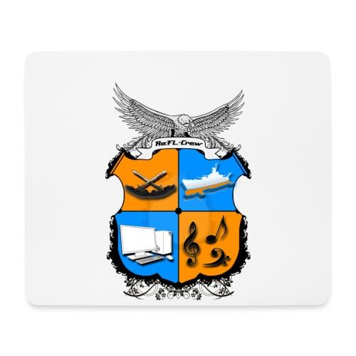 Ro Fl e V Wappen png - Mousepad (Querformat)
