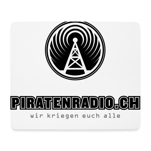 logo dark - Mousepad (Querformat)