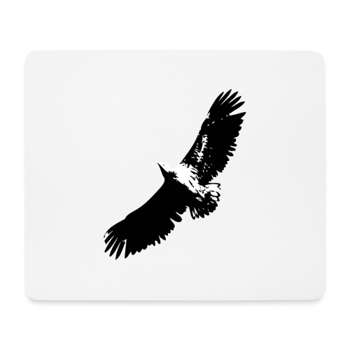 Fly like an eagle - Mousepad (Querformat)