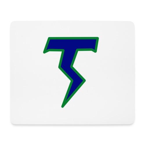 Thunder T png - Mouse Pad (horizontal)
