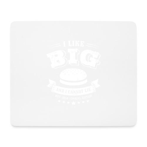 I Like Big Buns Shirt - Mousepad (Querformat)