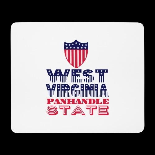 west virginia panhandle - Mouse Pad (horizontal)