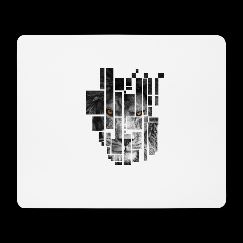Pixel Lion Tattoo Inspire - Mouse Pad (horizontal)