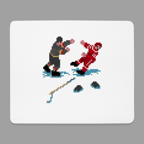 GLOVES OFF! - Mouse Pad (horizontal)