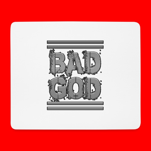BadGod - Mouse Pad (horizontal)