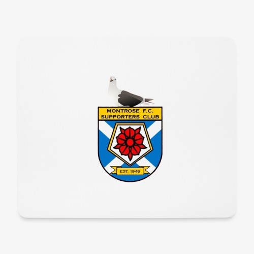 Montrose FC Supporters Club Seagull - Mouse Pad (horizontal)