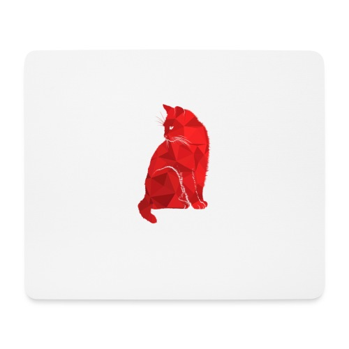 Cat - Mousepad (Querformat)