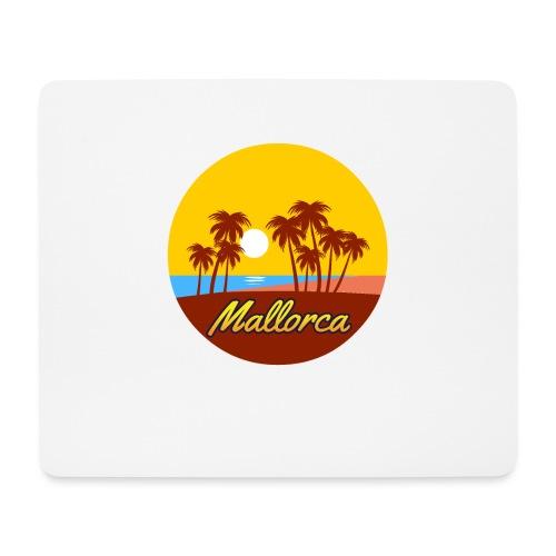Mallorca - Als Geschenk oder Geschenkidee - Mousepad (Querformat)