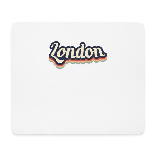Vintage London Souvenir - Retro London - Mousepad (Querformat)