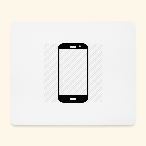 Phone clipart - Mouse Pad (horizontal)