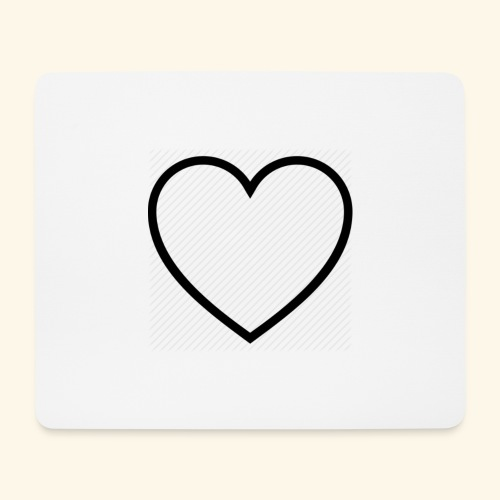 heart 512 - Mousepad (bredformat)