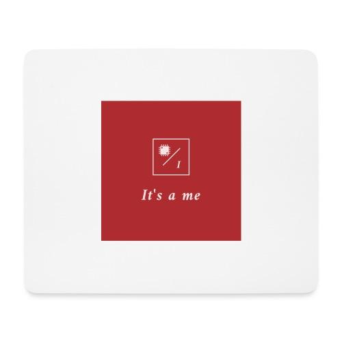 It's a me - Mousepad (Querformat)