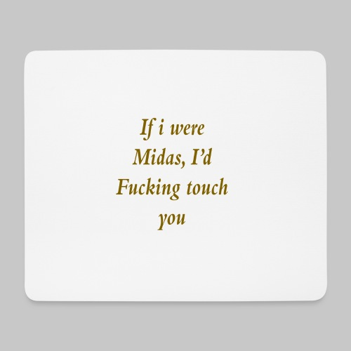 I hate you, basically. - Mouse Pad (horizontal)